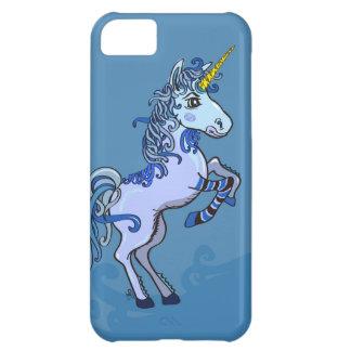 Happy Unicorn Power iPhone 5C Cover