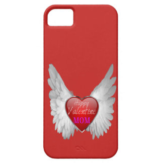 Happy Valentine MOM! I Miss You iPhone 5 Case