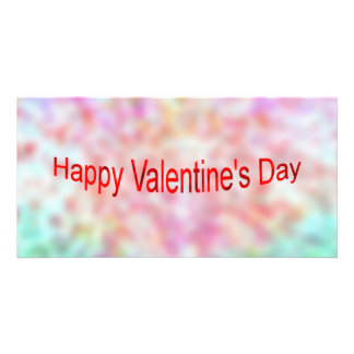 Happy Valentine s Day Personalized Photo Card