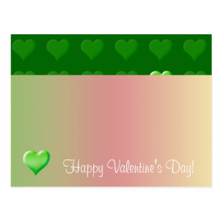 Happy Valentine s Day - Postcard