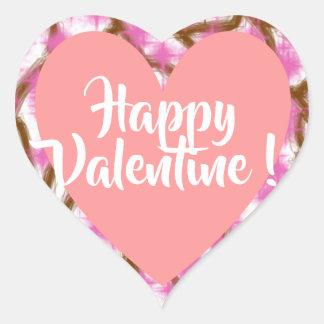 Happy Valentine Sticker (Small) 2