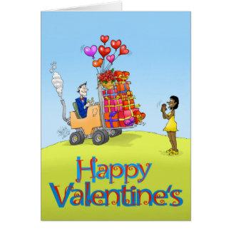 Happy Valentine's. Card