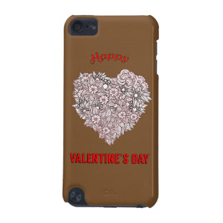 Happy Valentines Day 2 iPod Touch 5G Cases