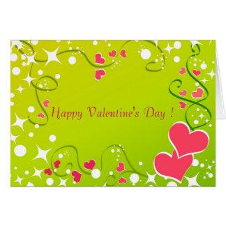 Happy Valentine's day ! Greeting Card