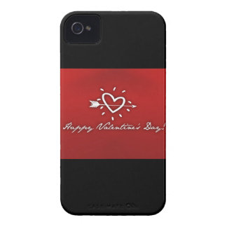 Happy Valentines Day Case-Mate iPhone 4 Case