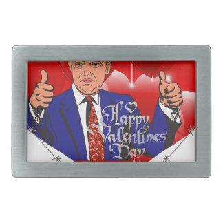 happy valentines day donald trump belt buckle