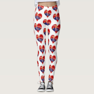 happy valentines day donald trump leggings