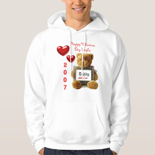 Happy Valentines Day Leigha Hoodie