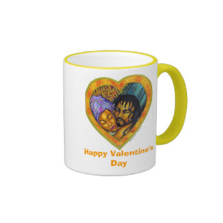 Happy Valentine's Day Coffee Mug