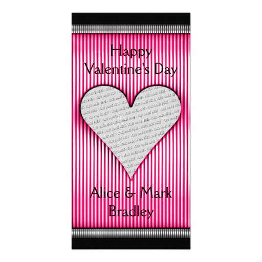 Happy Valentine's Day - Photo Card