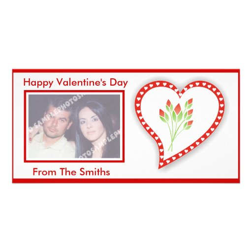 Happy Valentine's Day Photo Cards