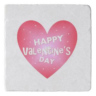 Happy Valentine's day Trivet
