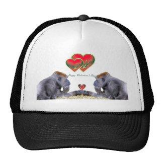Happy Valentine's Day_ Trucker Hat