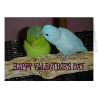 Happy Valentine's day V Card
