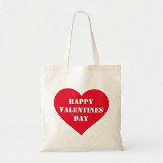 Happy Valentines Day Valentine Bags