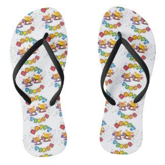 Happy Virus - Flip Flops
