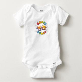 Happy Virus Product Range Baby Onesie