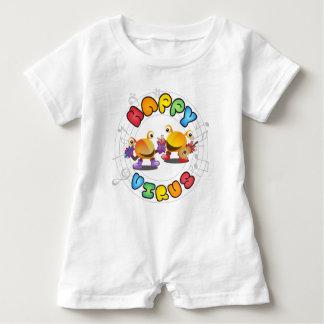Happy Virus Product Range Baby Romper