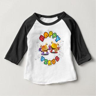Happy Virus Product Range Baby T-Shirt