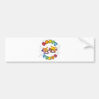 Happy Virus Product Range Bumper Sticker