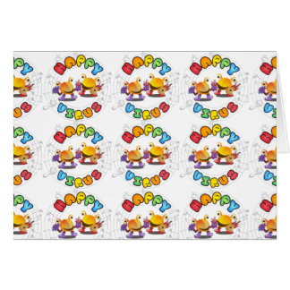 Happy Virus Product Range Card