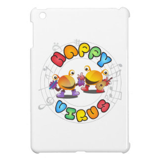 Happy Virus Product Range iPad Mini Cases