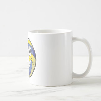 Happy Volleyball Classic White Coffee Mug