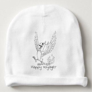 Happy Voyager Cotton Baby Beanie