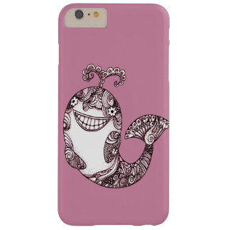 Happy Whale Barely There iPhone 6 Plus Case