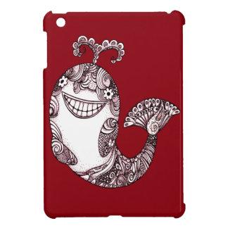 Happy Whale iPad Mini Covers