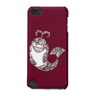 Happy Whale iPod Touch 5G Cover