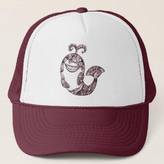 Happy Whale Trucker Hat