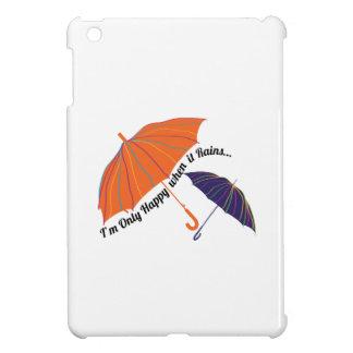 Happy When it Rains Case For The iPad Mini