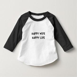 Happy Wife Life Shirts