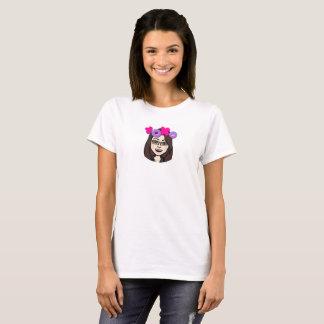 Happy Woman Cartoon  XoXo T-Shirt