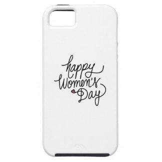 Happy Women's Day iPhone 5 Case