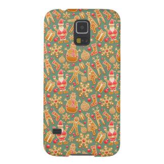 Happy Xmas Symbols Galaxy S5 Case