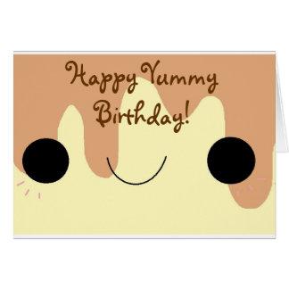 Happy Yummy Birthday! Card