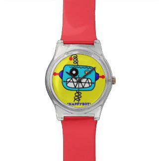 HappyBot Robot Watch