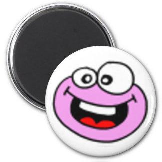 happyface [magnet] magnet