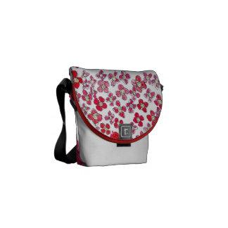 HAPPYFLOWER messenger bag