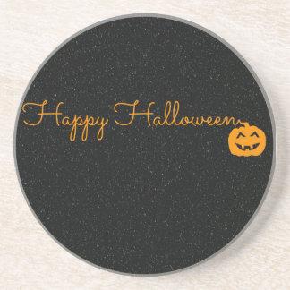 Happyhalloween Beverage Coaster