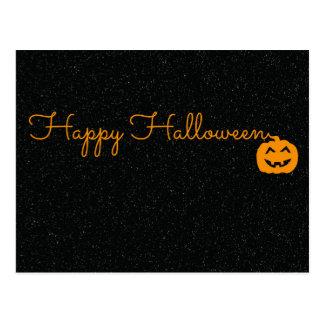 Happyhalloween Postcard