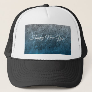 happynewyear.JPG Trucker Hat