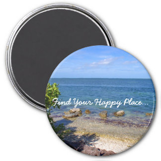 HappyPlace Magnet