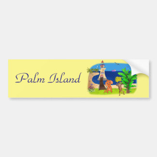Happy's Lighthouse by The Happy Juul Company Bumper Sticker
