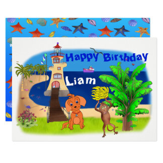 Happy's Lighthouse by The Happy Juul Company Card