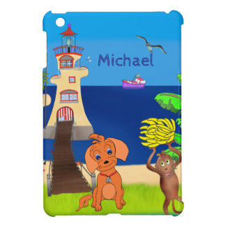 Happy's Lighthouse by The Happy Juul Company iPad Mini Case