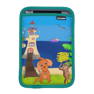 Happy's Lighthouse by The Happy Juul Company iPad Mini Sleeve