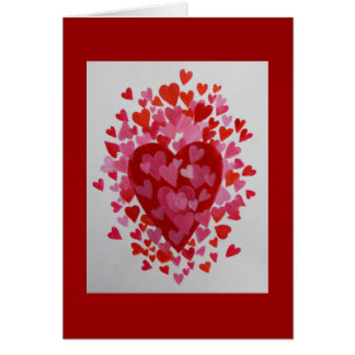 Hapy Valentine's Day Card